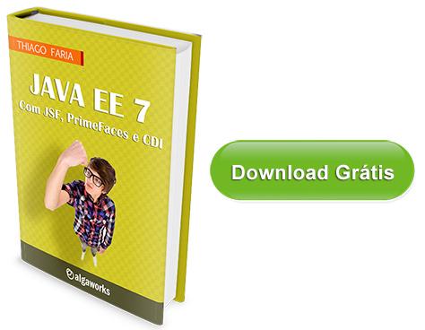 Download grátis de E-book de Java EE 7