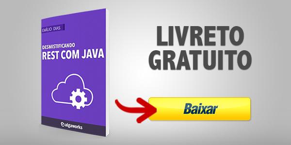 Livreto Gratuito de REST com Java